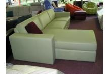 Brodway kožená sedačka